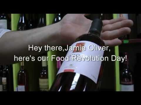 0 Food Revolution Day: Bulz & Blues Party