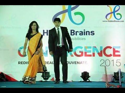 Hidden Brains Convergence 2015 – Fashion Show
