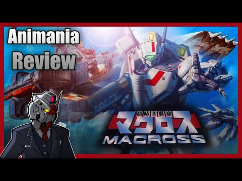 Animania Reviews: Super Dimensional Fortress Macross (1982) Review