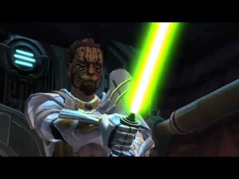 Watch Star Wars The Old Republic Cathar Preview Video