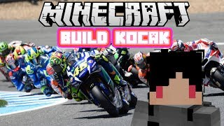 Video Minecraft Indonesia - Build Kocak (38) - Arena Balapan! MP3, 3GP, MP4, WEBM, AVI, FLV Oktober 2017