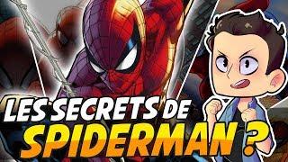 Video LES SECRETS DE SPIDERMAN !? MP3, 3GP, MP4, WEBM, AVI, FLV Oktober 2017