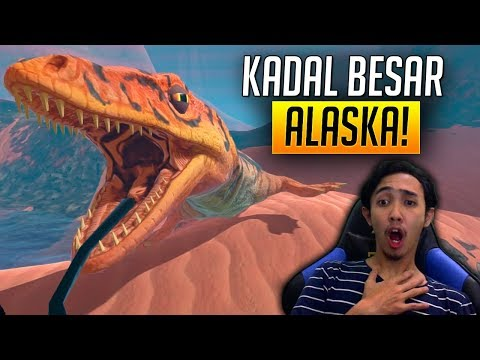 KADAL BESAR ALASKA BISA JOGET TWICE EDAAAN - FEED AND GROW FISH INDONESIA #5
