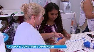 Projeto em Marília acolhe familiares e pacientes em tratamento contra o câncer