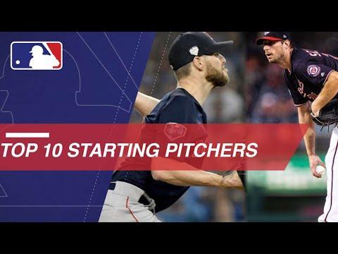 Video: deGrom, Sale and Scherzer Headline the Top 10 Pitchers