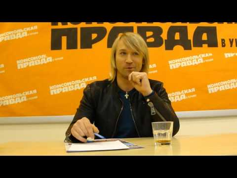 Певец Олег Винник - интервью (часть 2)