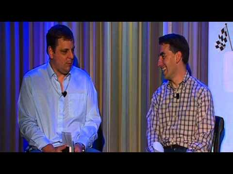 On TechCrunch and Startups Michael Arrington and Glenn Kelman – Starter Day 2010