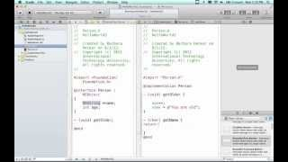 Objective-C Programming - Lecture 8