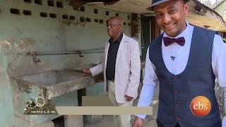Tizetachen be Ebs Season 5 - EP1 Coverage on Ethiopian Radio Institution