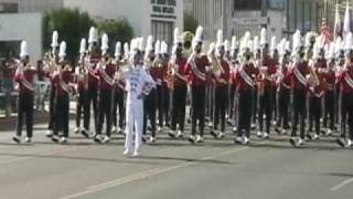 Riverside King HS - Eagle, Globe&Anchor - 2008 Arcadia Band Review