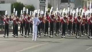 Riverside King HS - Eagle, Globe&Anchor - 2008 Arcadia Band Review