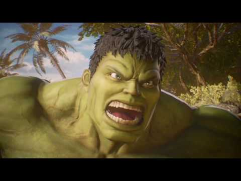 Marvel vs Capcom: Infinite - Story Trailer 1 (видео)