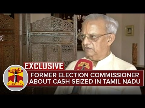Interview-With-Former-Election-Commissioner-Gopalswamy-About-Cash-Seized-in-TN