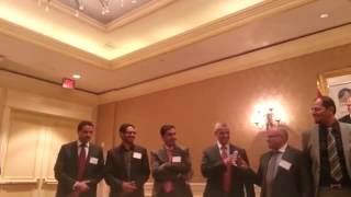US Arab Chamber of Commerce hosted a delegation of ten Yemeni businessmen in Washington, D C