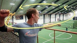 Boomerang Trick Shots | That's Amazing
