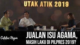 Video Catatan Najwa Part 3 - Utak Atik 2019: Jualan Isu Agama, Masih Laku di Pilpres 2019? MP3, 3GP, MP4, WEBM, AVI, FLV Agustus 2018