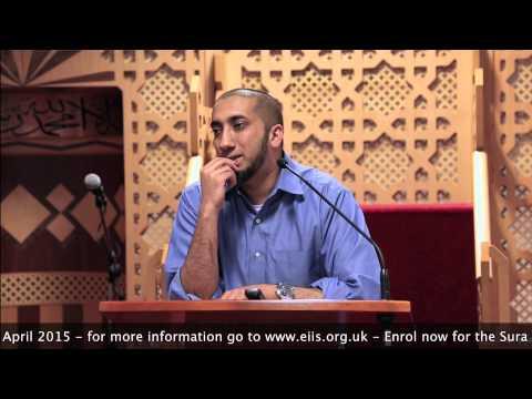 Don't Underestimate Any Good Deed! Powerful Khutba Nouman Ali Khan