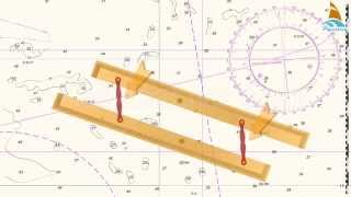 24   Use Of The Parallel Ruler 1