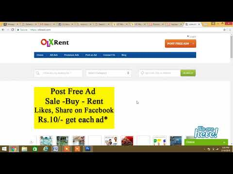 How to Earn Money with OLX RENT olx rent OLX RENT