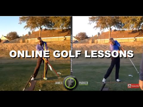 Online Golf Instruction | Extension | JamesParkerGolf.com