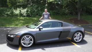 GO READ MY COLUMN! http://autotradr.co/OversteerTHANKS TO PLATINUM MOTORCARS! http://www.pmcdetroit.com/The first-generation Audi R8 was a highly successful halo car -- and an excellent sports car. Here's what made it so great.FOLLOW ME!Facebook - http://www.facebook.com/ddemuroTwitter - http://www.twitter.com/dougdemuroInstagram - http://www.instagram.com/dougdemuro