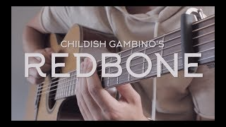 Video Childish Gambino - Redbone // Fingerstyle Guitar Cover - Dax Andreas (FREE TAB) MP3, 3GP, MP4, WEBM, AVI, FLV Maret 2018