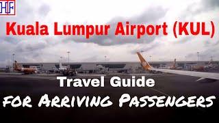 Kuala Lumpur International Airport (KUL) to KL Sentral by Train (KLIA Ekspres)   Travel Guide