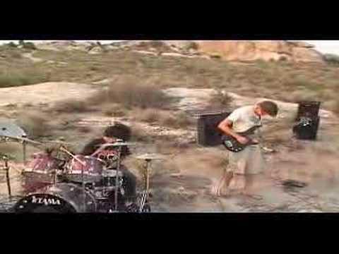 The Reptilians - Ingestion/WTTRR- LIVE at the City of Rocks! online metal music video by THE REPTILIANS