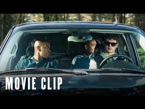 Baby Driver (Clip 'I'm a Driver')