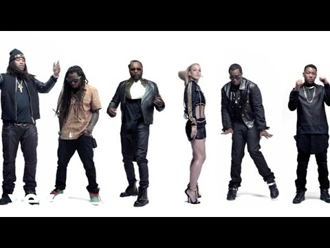 Scream & Shout (Remix) - Will.I.Am feat. Britney Spears, Lil' Wayne, Waka Flocka Flame, Hit-Boy y P Diddy (Video)