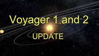 Video Voyager 1 and 2 - 2018-2019 UPDATE - Narrated Documentary MP3, 3GP, MP4, WEBM, AVI, FLV September 2018