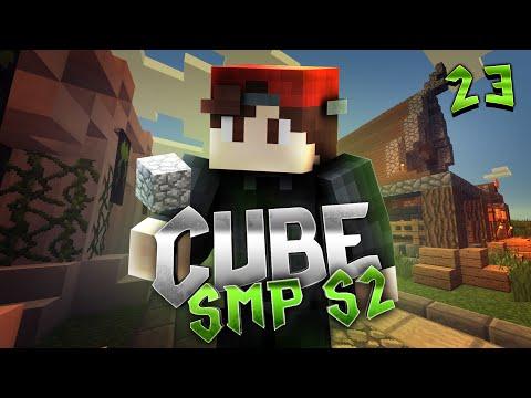 Minecraft Cube SMP! S2E23 – Build Tips Shop!