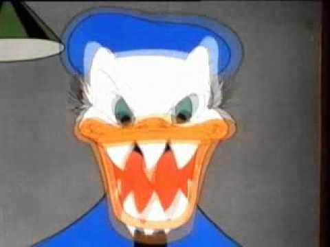 Kaczor Donald - Kłopot z puzonem