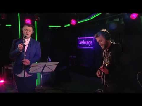Sam Smith covers Bruno Mars' - When I Was Your Man (видео)