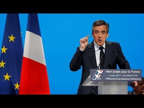 Γαλλία – Προεδρικές εκλογές: Στήριξη από τους ψηφοφόρους ζητεί ο Φιγιόν