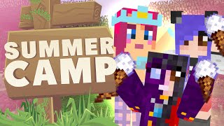MINECRAFT SUMMER CAMP! To the Stronghold!