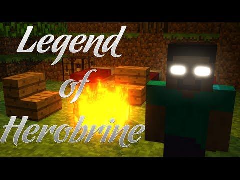 Legend of Herobrine (Minecraft Animation Short)