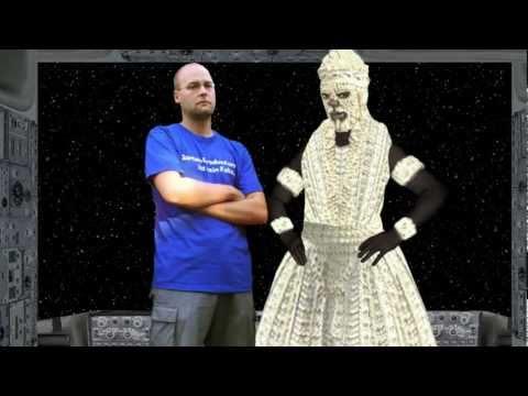 Käpt´n Kok vom Raumschiff Garten Productions (Hater sind Fake) Lustige Videos zum totlachen