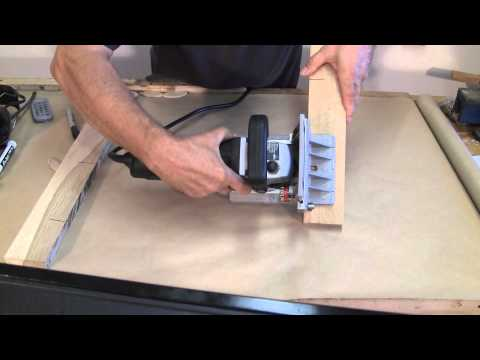 Using the Biscuit Joiner - A woodworkweb.com woodworking video