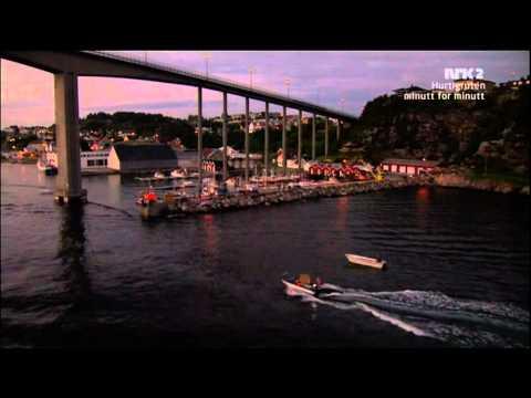Hurtigruten: 134 hour trip highlights