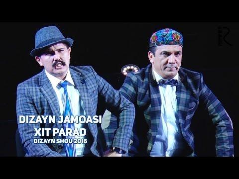 Video Dizayn jamoasi - Kessak TVda Xit parad | Дизайн жамоаси - Хит парад (DIZAYN SHOU 2016) download in MP3, 3GP, MP4, WEBM, AVI, FLV January 2017
