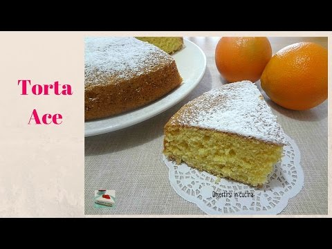 video ricetta: la torta ace.
