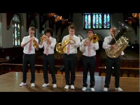 Brass - iTunes - http://bit.ly/Ie4Umf CD - http://bit.ly/VgXDHy Sheet Music - http://bit.ly/XosPml & http://bit.ly/Zbw4D1 (Tuba Bumblebee BQ version) This 2012 video...