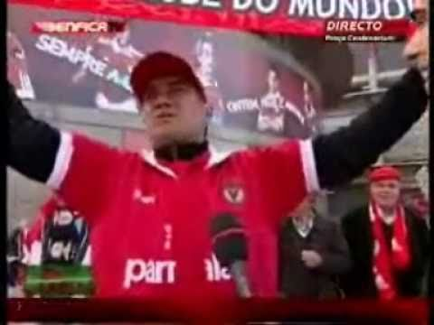 Adepto do Benfica Mata-se !