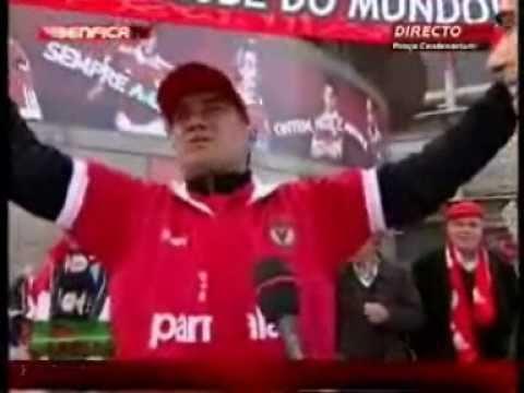 Adepto do Benfica Mata-se !