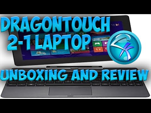 Dragon Touch i10X 10.1 inch 64 GB Windows 10 Tablet Intel Quad Core Unboxing and review!