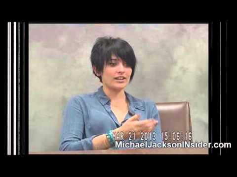 jackson - Paris Jackson's deposition recorded on 3/21/2013 Played in court on 6/18/2013 Well I know there's some BIG TRUTH in all this. Back in 2005, MJ's father Joe s...