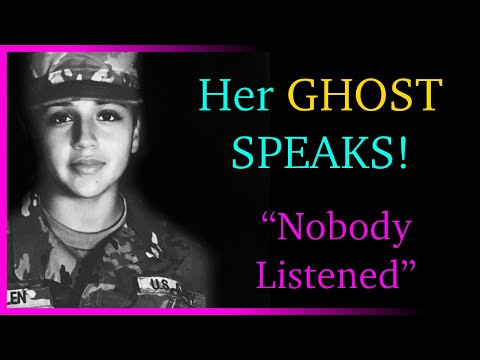 Vanessa Guillen ghost box session. She SPEAKS OUT! What SHE SAYS will SHOCK YOU! (Fort Hood Soldier)