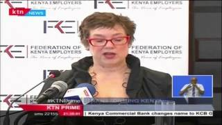 Kenya is urged to generate decent jobs for the youth