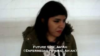 Neon indian - Future sick  (Sub español + lyrics)